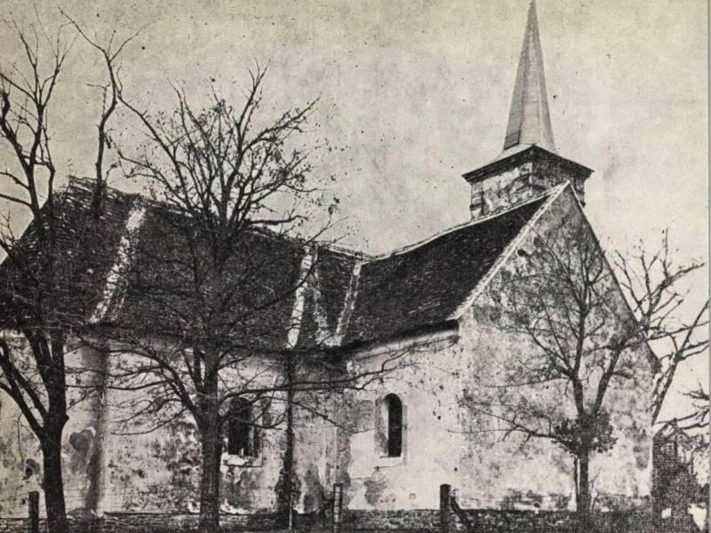Bakonya temploma 1979-ben
