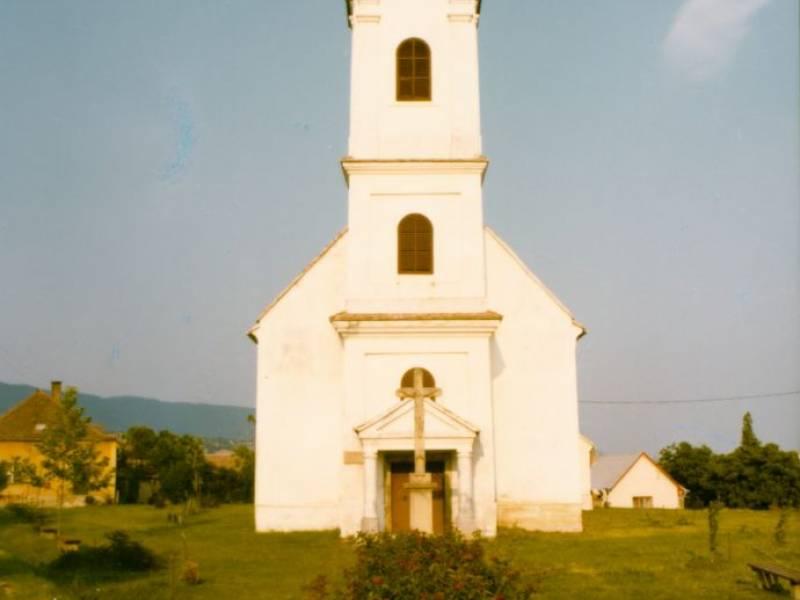 Kistelegdi kápolna